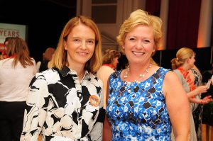 Mindy Olson, WLI Member: Mindy Olson, Paulson Electric (pictured left)