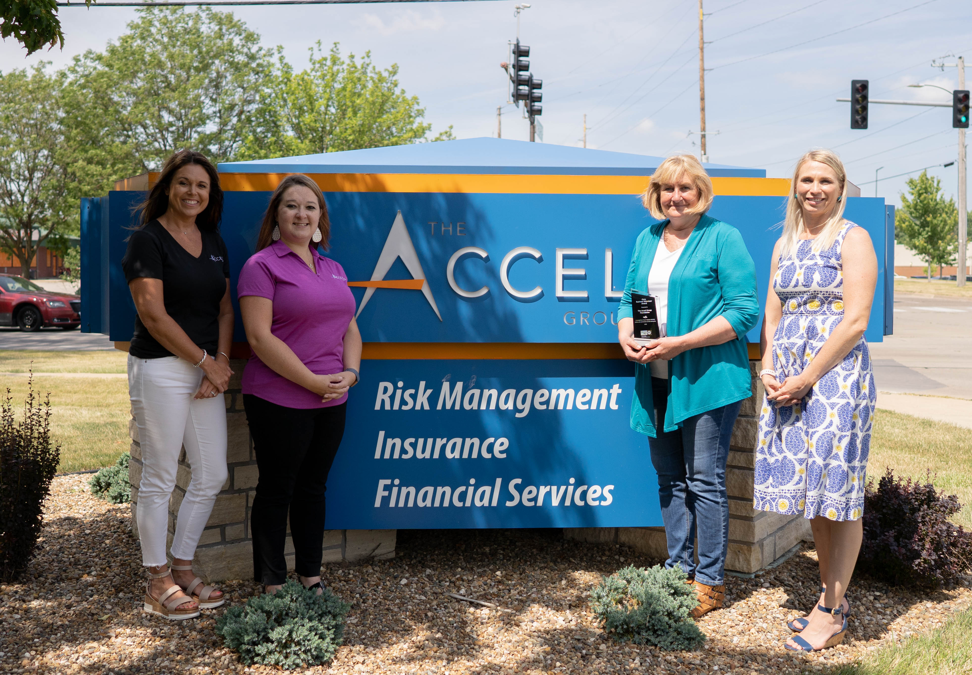 The Accel Group Foundation