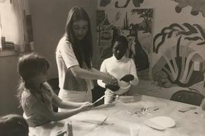 YWCA Childrens Crafts Class